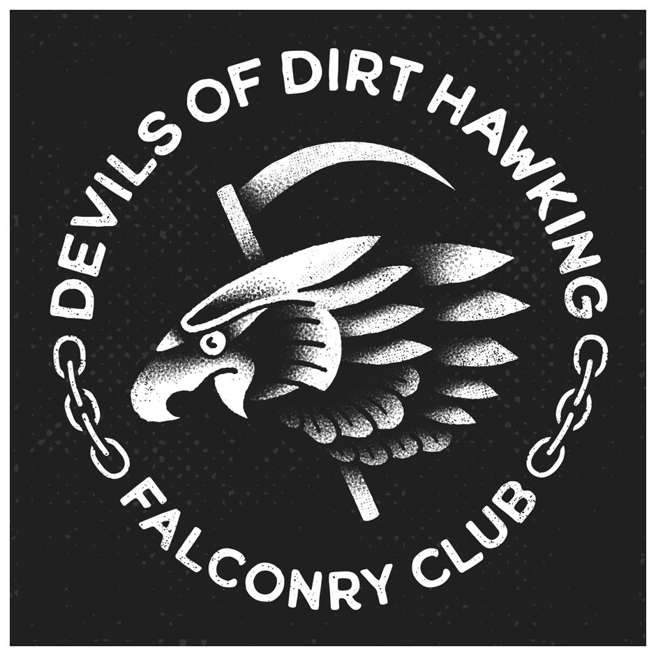 Devils of Dirt Hawking Falconry Club